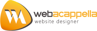 WebAcappella Programa para Criar Site