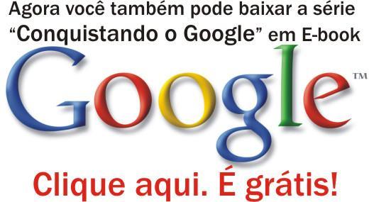 Ebook Grátis Conquistando o Google