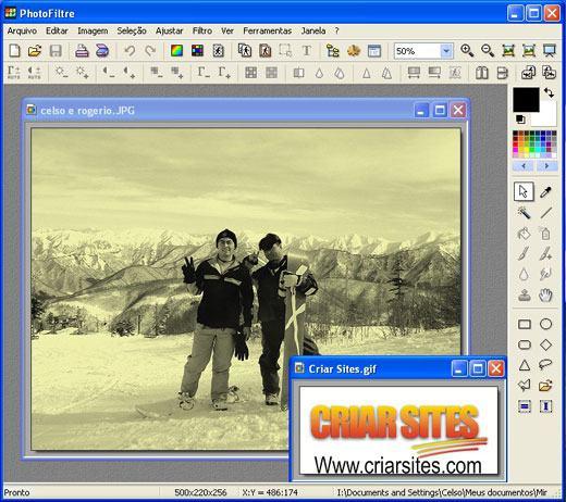 photo-filtre-exemplo-de-imagem-envelhecida