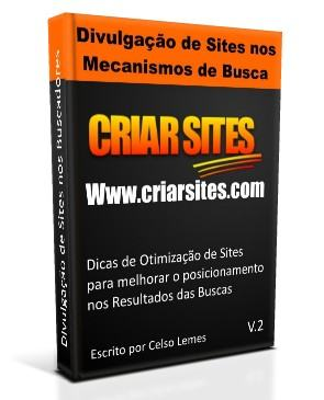 caixa criar sites
