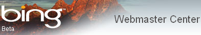 central do Webmaster no Bing