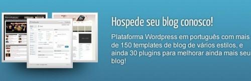 hospede blog na dual hosting