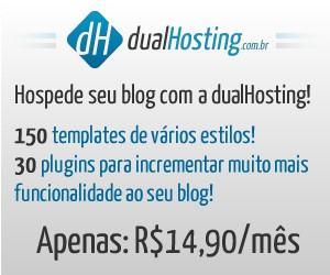 dualHosting - Hospedagem Blog