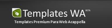 Templates para WebAcappella