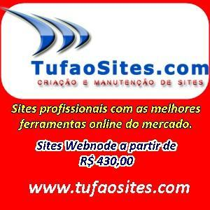 tufão sites