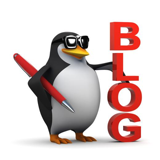 Blogger-pinguim
