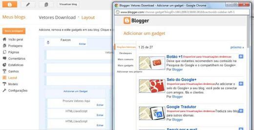 gadgets-do-blogger