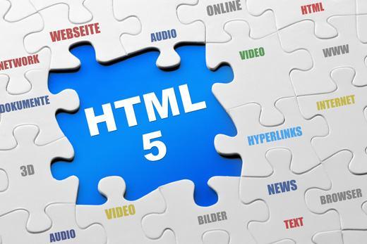 HTML5 no blog