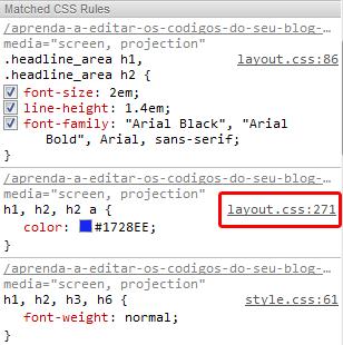 editar código