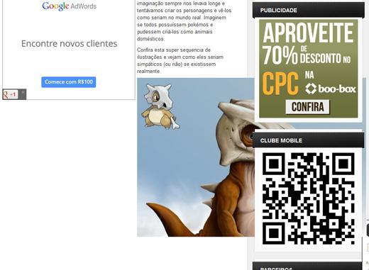 resultado no site