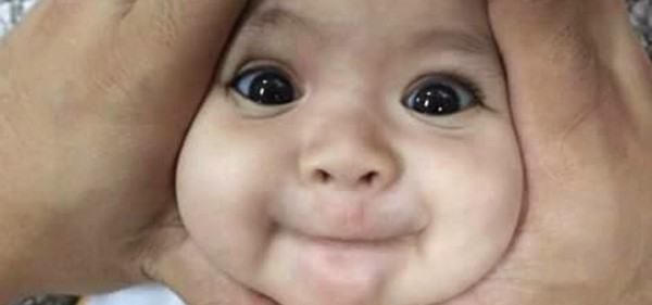 Bebê no blog de humor