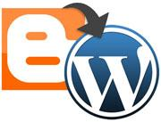 Como transferir Blogger para WordPress