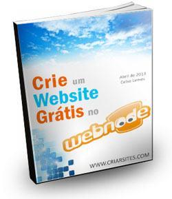 criar sites e-book no webnode
