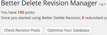 verificar revisões