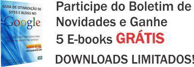 5 ebooks grátis