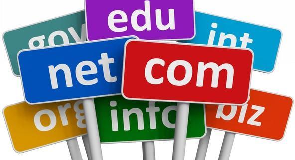 Extensões de Domínio para Sites
