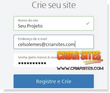 Crie seu Site Grátis