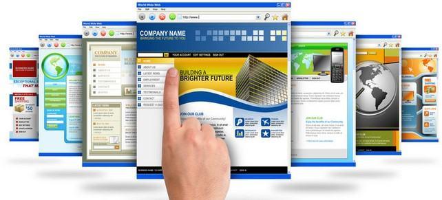 Criar um Site Empresarial