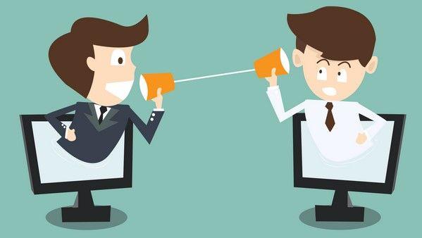 Comunicação com o Cliente no Site