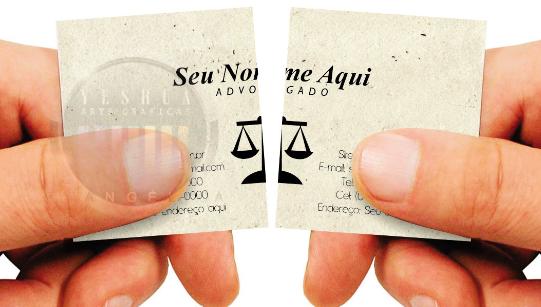 Cartão de Visita Advogado Preços e Modelos Imbatíveis
