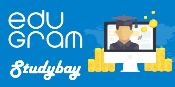 Edugram e StudyBay - Programa de Afiliado para Ganhar Dinheiro Online
